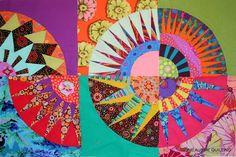 The Elven Garden: Colour Process - Heidi