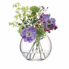 LSA Globe Vase by House of Fraser