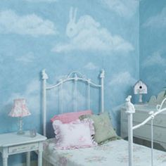 If you are going to do clouds, do them right. How to paint Clouds-Cloudwash kit