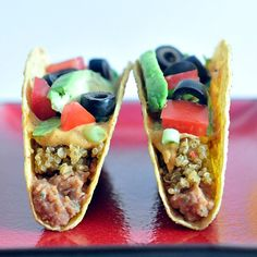 Spabettie's Seven Layer Tacos