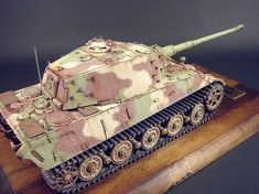 Tiger Ii, Tiger Tank, Model Tanks, Ww2 Tanks, Hobbies And Crafts, Military Vehicles, Panther, Wwii, German