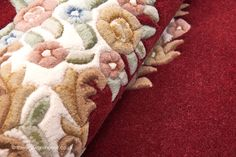 Main Colors, Colours, Oval Rugs, Rug Texture, Types Of Rugs, Red Rugs, Shades Of Red, Fringes, Wool Rug