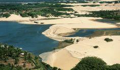 Confira rota alternativa com 12 praias cearenses para quem quer ficar longe da lotação: Uruaú, Beberibe