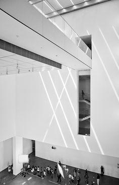 n-architektur:    MOMA MUSEUM OF MODERN ART  YOSHIO TANIGUCHI  viaAyumi Sakamoto