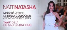 Natti Natasha Wearing Lisa Thon
