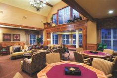 Toll Brothers at Four Corners, NY - Clubhouse Toll Brothers, Glass Room, New York Homes, New Home Communities, Four Corners, City Living, Best Location, Poker Table, New Construction