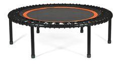 bellicon® Mini-Trampolin, 112 cm, schwarz-orange, schwarz