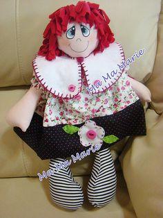 Boneca Mirela