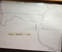 Camp map 1903