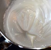 Cómo hacer merengue italiano