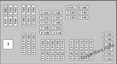 7 bmw x5 (e70; 2007-2013) fuses and relays ideas | bmw x5 e70, fuse box, bmw  x5  pinterest