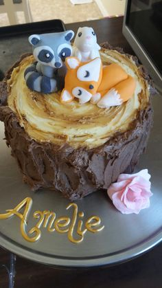 Fox Birthday Cake Afton Turns 1 A Fox In The Flowers Carrot Creamcarrot Cream. Fox Birthday Cake Baking A Birthday Fox Cake With The Joseph Joseph Nest Fox Birthday Cake Fox… Continue Reading → Cupcakes, Cupcake Cakes, Animal Birthday Cakes, Cake Birthday, Fondant Birthday Cakes, Birthday Animals, Fairy Birthday, Birthday Ideas, Fox Cake