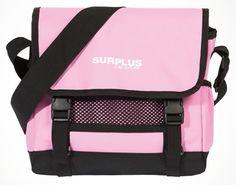 Messenger Bag - Pink