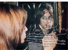 Iggy Pop,Raw Power photoshoot by Mick Rock, 1973 via