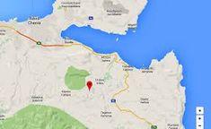 S Crete, Map, Location Map, Peta, Maps