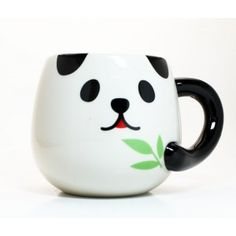 panda bear mug! I want... No, NEED ONE!