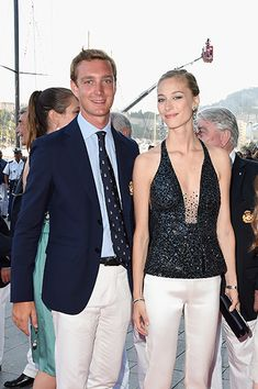 Pierre Casiraghi and Beatrice Borromeo will tie the knot first in a civil ceremony on Saturday 25 July in Monaco, one week before the main event in Italy.