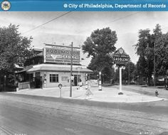PhillyHistory.org - Northeast Corner-Oxford and Rising Sun Avenues