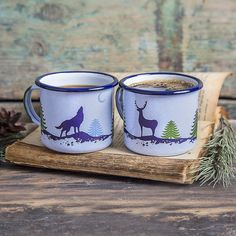 Created by adventurers and dedicated to adventurers. This is your companion enamel mug when on short easy trip or hard mountain expedition. It is perfect to drink clear creek water from, freshly brewed coffee, tea or even good wine or whisky. Enamel mug which is resistant to extreme weather conditions. Can be used literally everywhere …