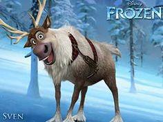 Fondo de Pantalla de Sven (Frozen)
