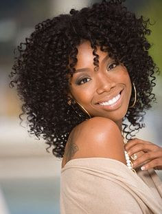 Curly Full Lace Wig, Black Curly Wig, Short Curly Hair, Curly Hair Styles, Natural Hair Styles, Short Curls, Short Afro, Short Weave Hairstyles, Hairstyles With Bangs