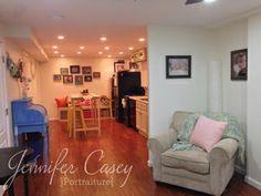 Jennifer Casey Photography's studio Annapolis MD.