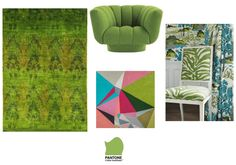a fresh, vibrant renewal for 2017 with pantone's greenery | @meccinteriors | design bites
