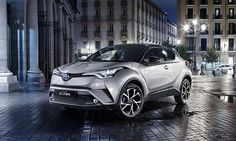 The new Toyota C-HR is an attention-grabbing car but we think you may not have noticed these neat design details. www.righttoyota.com