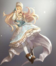"""Gaia ~ Noa aka """"Erina"""""""