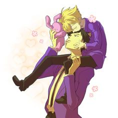 Ouran ~~~ Honey really, REALLY likes Mori!