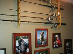 The Fish Sniffer Newspaper Online Forums Fishing Pole Storage, Fishing Pole Holder, Fishing Tips, Fly Fishing, Fishing Poles, Fishing Stuff, Trout Fishing, Concrete Floors, Track Lighting