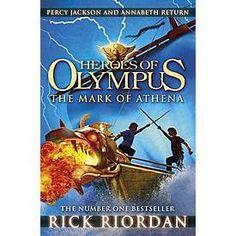 Mark of Athena: Heroes of Olympus