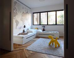 Mane Apartment in Tel Aviv Architectural planning and interior: MP Architecture