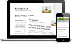 Self managed landlord software