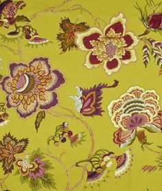 Shop Iman Samoan Plantation Tourmaline Fabric at onlinefabricstore.net for $21.75/ Yard. Best Price & Service.