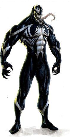 Venom by Will by studiodrawings