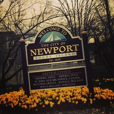 Newport, RI - Moving there in a year!!!!!