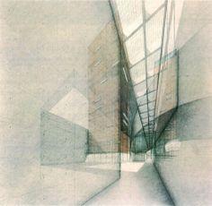 Delft Theatre, by Wiel Arets [1991]