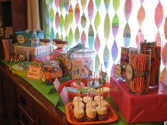 """Photo 10 of 22: Tie Dye/Peace Sign / Birthday """"A Groovy 10th Birthday """" 