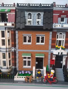 Rowhouse | morecitybricks | Flickr
