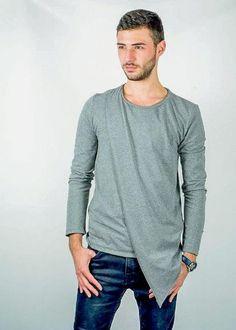 Außergewöhnliches Shirt - Nähanleitung via Makerist.de
