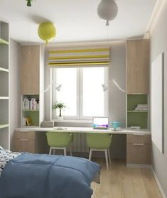 Small kids room ideas for boys garage ideas Modern Home Interior Design, Home Room Design, Kids Room Design, Home Office Design, Home Office Decor, Home Decor, Condo Design, Girl Bedroom Designs, House Rooms