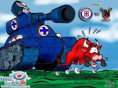 Cruz Azul vs Toros Neza