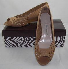 DANA BUCHMAN ELISETAN PEEP TOE WEDGE HEELS SIZE 7M NEW W/ BOX    http://www.ebay.com/itm/DANA-BUCHMAN-ELISETAN-PEEP-TOE-WEDGE-HEELS-SIZE-7M-NEW-W-BOX-ORIG-69-99-/150912728652?pt=US_Women_s_Shoes=item2323197e4c