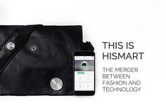 HiSmart: The First Smart, Convertible Urban Bag | Indiegogo