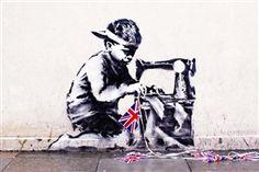 Banksy  Slave Labor