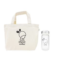 INIC Take Me Bottle with Tote Bag (250ml)