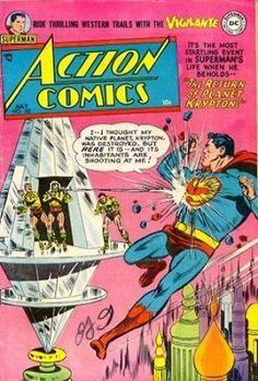 Action Comics  182 ®