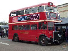 London Transport, Public Transport, Rt Bus, Routemaster, Double Decker Bus, Bus Coach, London Bus, Bus Conversion, Busses