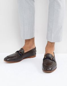 Get this Kg Kurt Geiger's loafers now! Click for more details. Worldwide shipping. KG Kurt Geiger Lloyds Bar Loafers In Brown - Brown: Loafers by KG Kurt Geiger, Leather upper, Slip-on style, Horse-bit detail, Apron toe, Treat with a leather protector, 100% Real Leather Upper. Kurt Geiger was founded in 1963 and has since introduced its diffusion line KG Kurt Geiger ; a range designed to be accessible, youthful and innovative. KG Kurt Geiger is a pioneer in men�s high street footwear and…